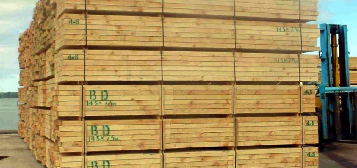 Consumo de madera