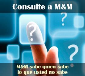 Consulte a M&M
