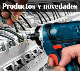 Productos y novedades